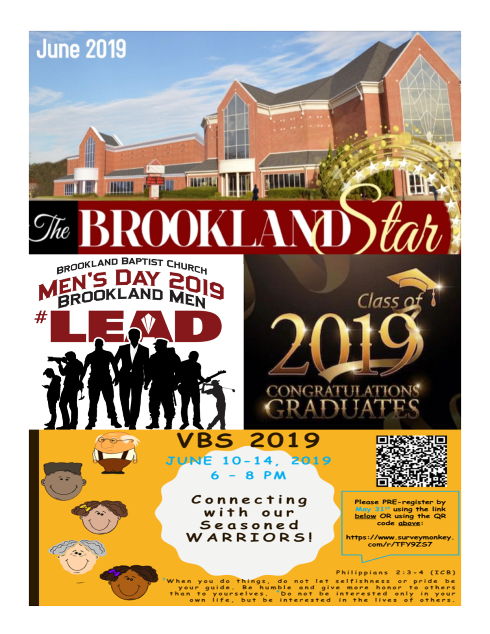 The Brookland Star June 2019 Edition