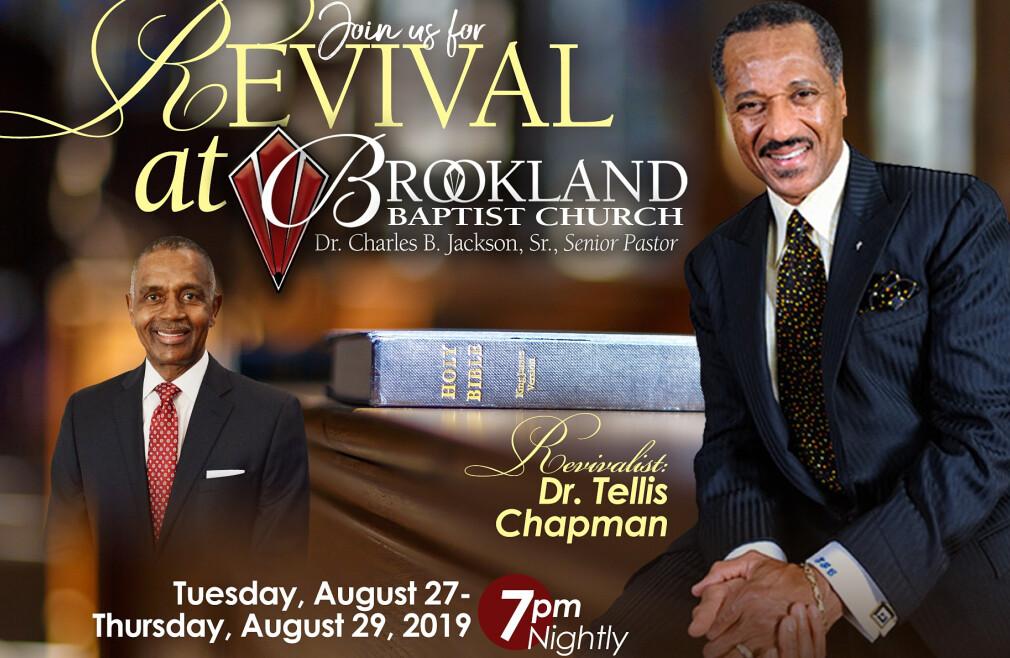 Revival At Brookland