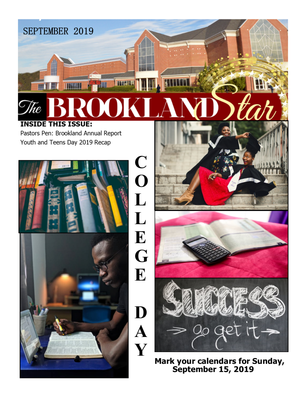 The Brookland Star September 2019 Edition