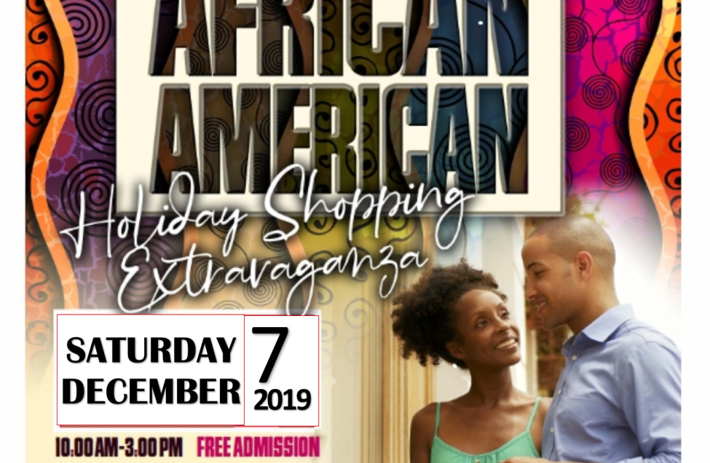 African American Shopping Extravaganza