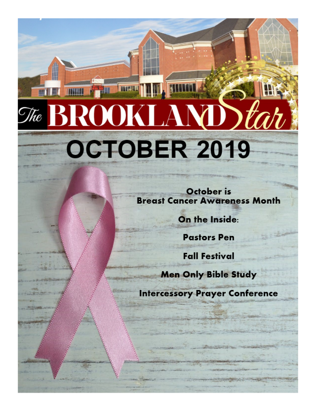 The Brookland Star October 2019 Edition