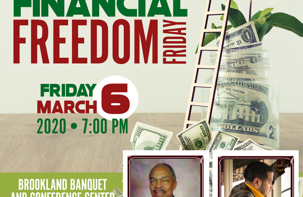 Financial Freedom Friday