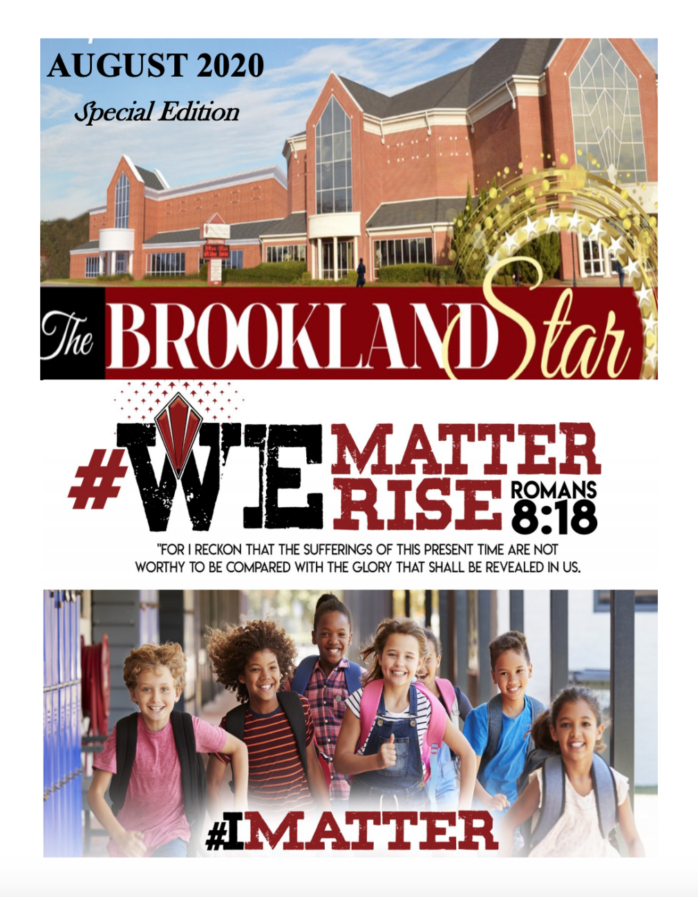 The Brookland Star August 2020 Edition