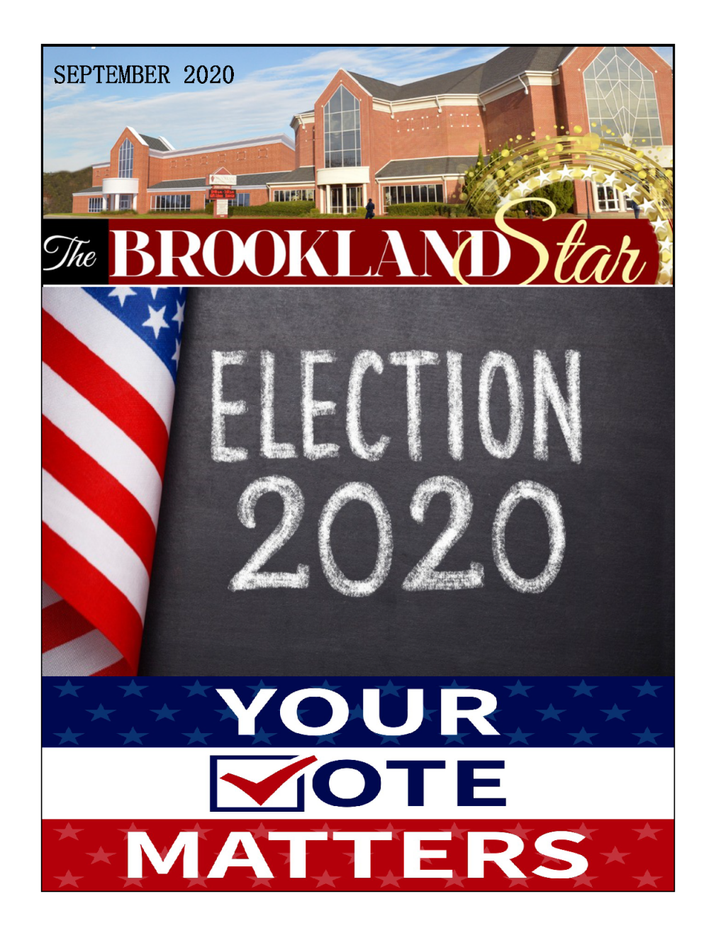 The Brookland Star September 2020 Edition