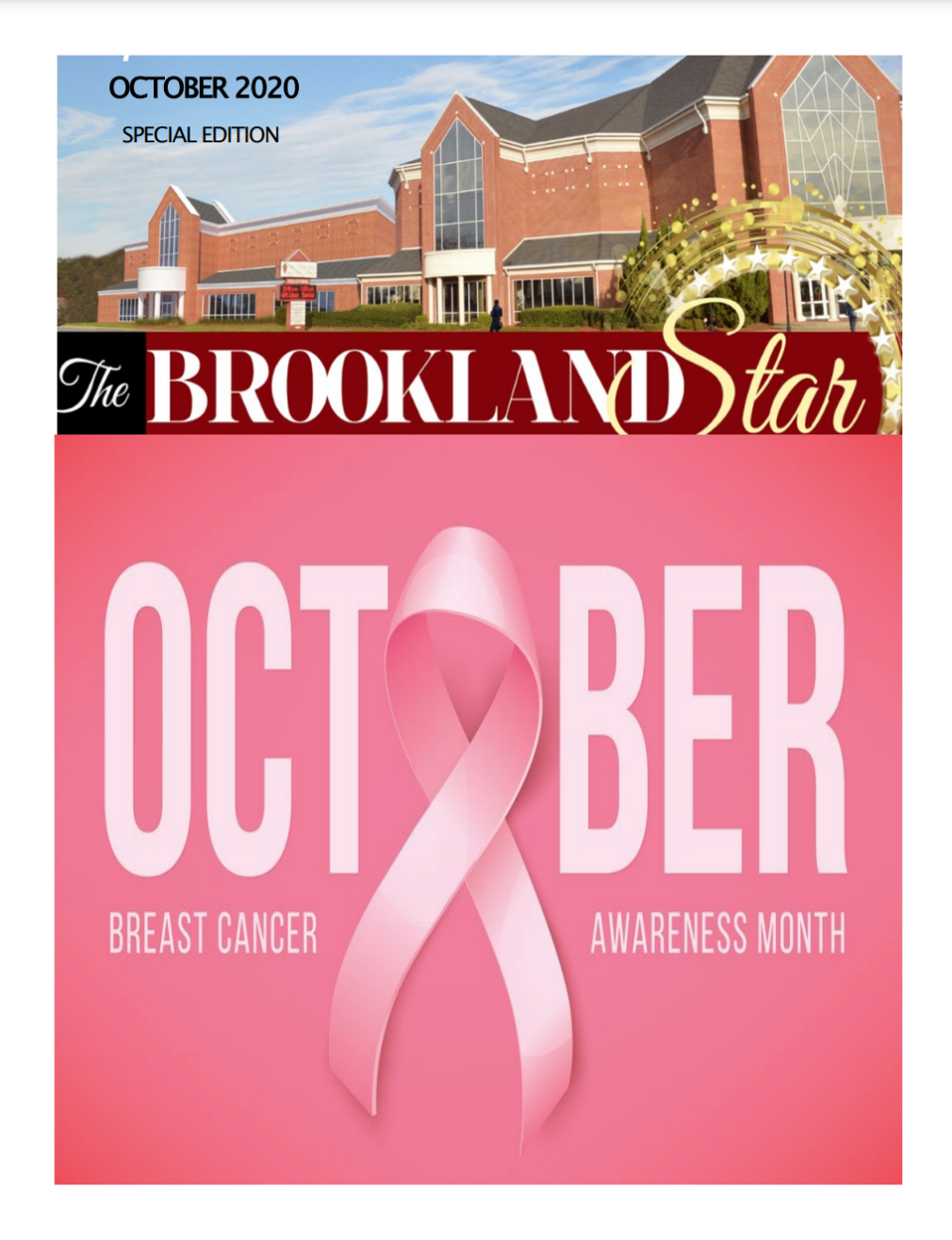 The Brookland Star October 2020 Edition
