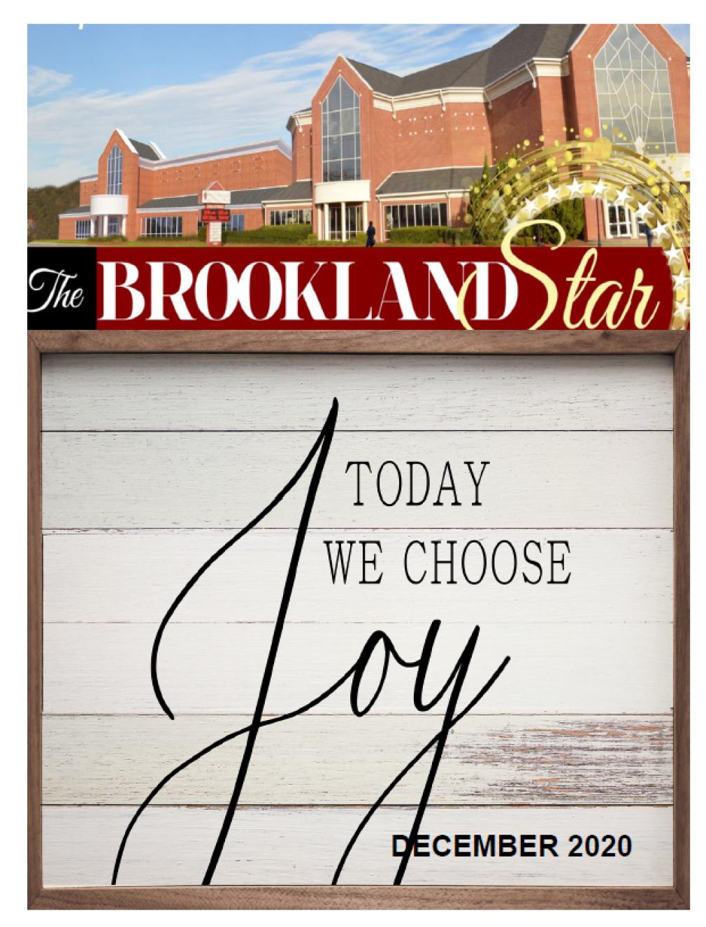 The Brookland Star December 2020 Edition
