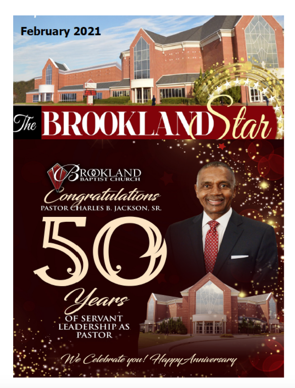 The Brookland Star February Edition 2021