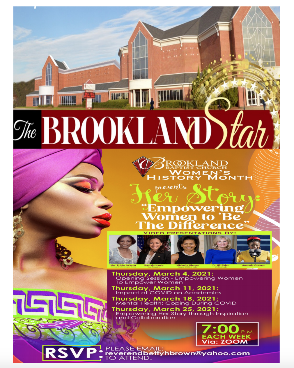 The Brookland Star March 2021 Edition