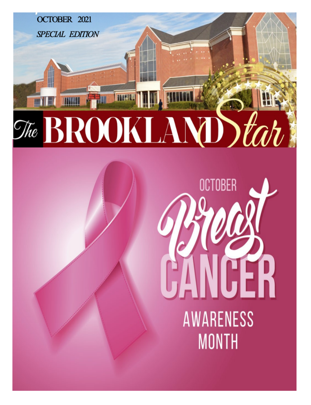 The Brookland Star October 2021 Edition